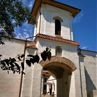 Comana Monastery, bell tower
